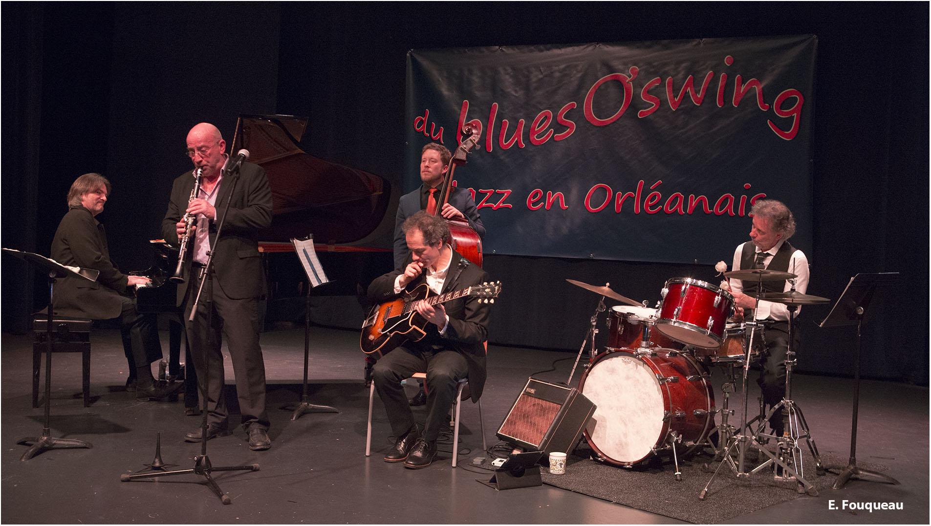Guy Bonne Quintet 1