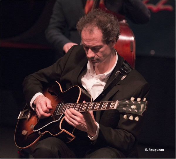 Guy Bonne Quintet 6