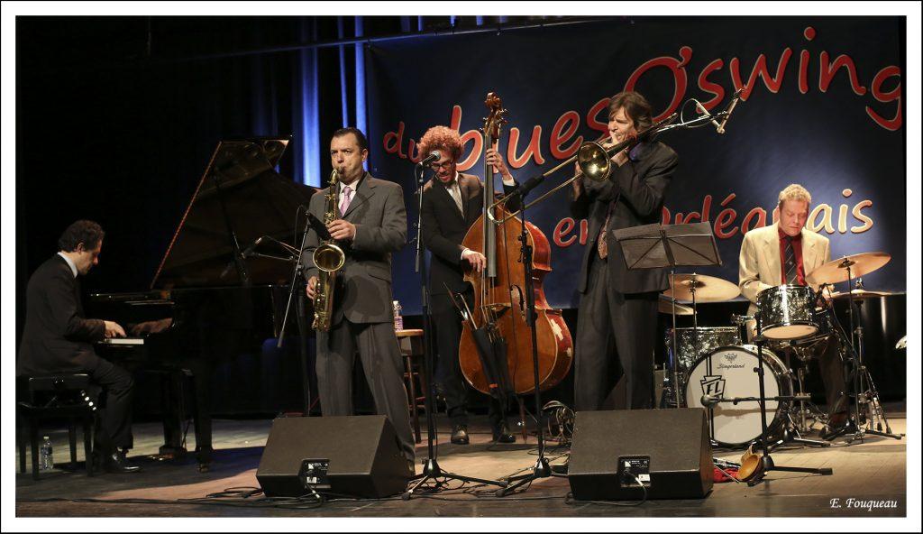 Michel Pastre Quartet et Patrick Bacqueville 233a