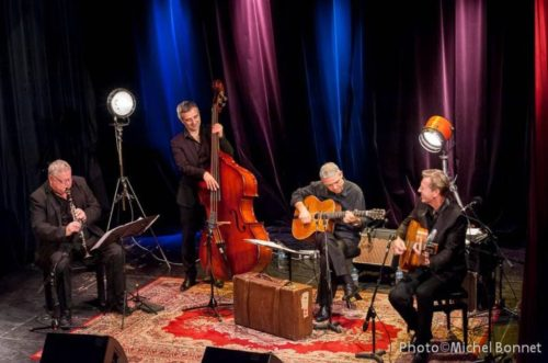 Prochain concert : Paris Gadjo Club